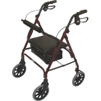 4 Wheeled Walking Aid