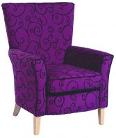 Brentwood High Back Chair