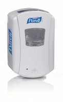 PURELL LTX-7  Dispenser White 1320-04