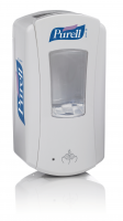 PURELL LTX-12 Dispenser White 1920-04