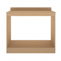 Imola Console Table Bow Top