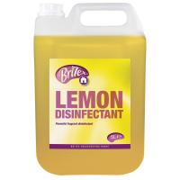 BriTex Disinfectant Lemon  2x5L