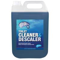 BRiTEX Toilet Cleaner & Descaler 2x5L