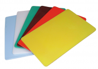 Colour Coded Chopping Boards Brown