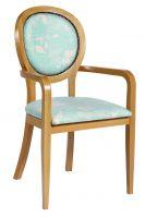 Lotus Arm Chair