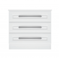 Turin 3 Drawer Wide Chest