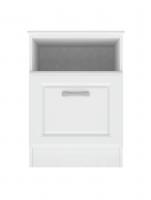 Turin Bedside Cupboard and Shelf