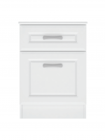 Turin Door and Drawer Bedside