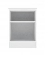 Turin Open Bedside with Shelf