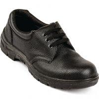Standard Safety Shoe Black - Size 8