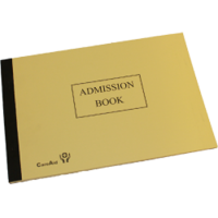 Admission Book A4