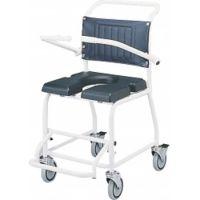 Attendant Gull Wing Shower Chair