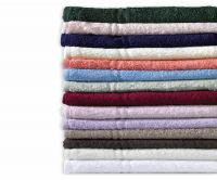 Bath Towels Plum
