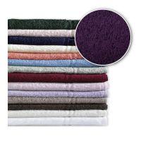 Bath Towels Plum