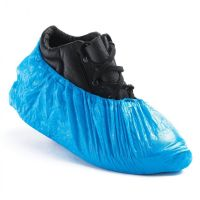 Overshoes Blue