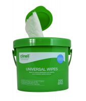 Clinell Universal Wipes Tub 1x225