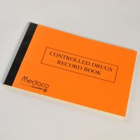 Controlled Drugs Book A4