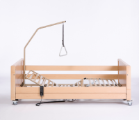 Luna Electric Profiling Bed Low
