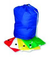 Polyester Laundry Sack White
