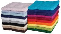 Hand Towels Stone Pack of 6