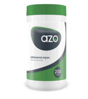 AZO Universal Antibactercidal Hard Surface Wipes (200)