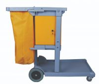 Jolly Trolley Cleaning Cart