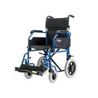 Wheelchair 1630 Transit Crash Tested inc nylon lap belt