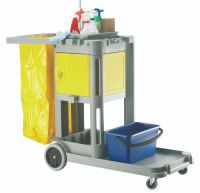 Structocart Mobile Cleaners Trolley