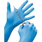 Premier Powder Free Nitrile Gloves L Blue