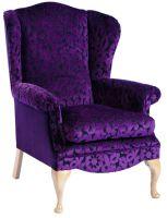 Charlotte Queen Anne Chair D Range