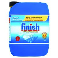 Finish Dishwash Liquid 10L