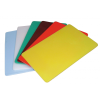Colour Coded Chopping Boards White