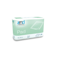 AMD Incontinence Sheets Extra 60 x 40