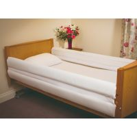 Bed Rail Bumpers Two Bar Mesh