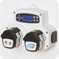 Britex Pro OPL Laundry Four Pump System with Handset and Tubing