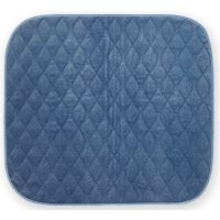 Washable Chair Pads Blue